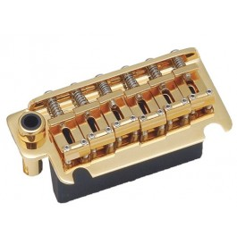 Gotoh 510TS-SF1 Steel Block Tremolo - Gold