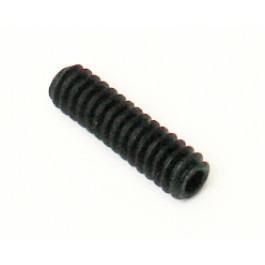 Metric Bridge Height Screws - Black (12) - Saddle Screws - Screws
