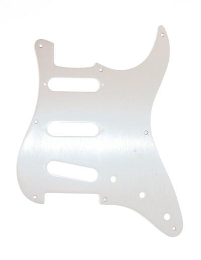 sss 8 hole aluminium shielding plate strat sss pickguards. Black Bedroom Furniture Sets. Home Design Ideas