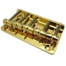 Gotoh '205B-5' 5 String Bass Bridge - Gold