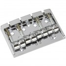 Gotoh 404SJ-4 String Bass Bridge - Chrome