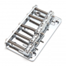 Gotoh '205B-5' 5 String Bass Bridge - Chrome