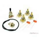 Multi Fit Modern Wiring Upgrade Kit - 500k Pots
