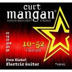 Curt Mangan Pure Nickel 10-52