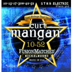 Curt Mangan 10-52 Fusion Matched Nickelwound