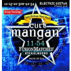 Curt Mangan 11-54 Fusion Matched Nickelwound