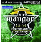 Curt Mangan 12-54 Fusion Matched Nickelwound