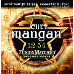 Curt Mangan 12-54 Fusion Matched Phosphor Bronze