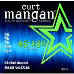 Curt Mangan 45-130 5-String Fusion Matched Nickelwound